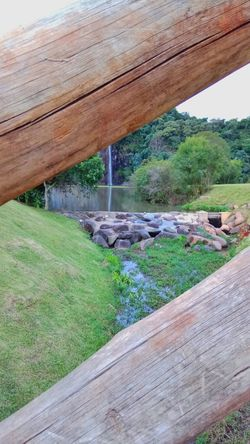 Cachoeira Waterfaaalls Pedras Agua Water Verde Green Parque  Park - Man Made Space Ecological Nature Outdoors Green Color Beauty In Nature Road No People