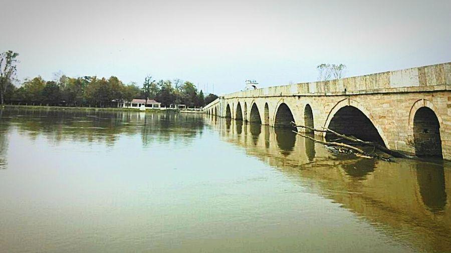 Riverside Meriç Road Edirne Sky Turkey EyeEm Gallery Bridge