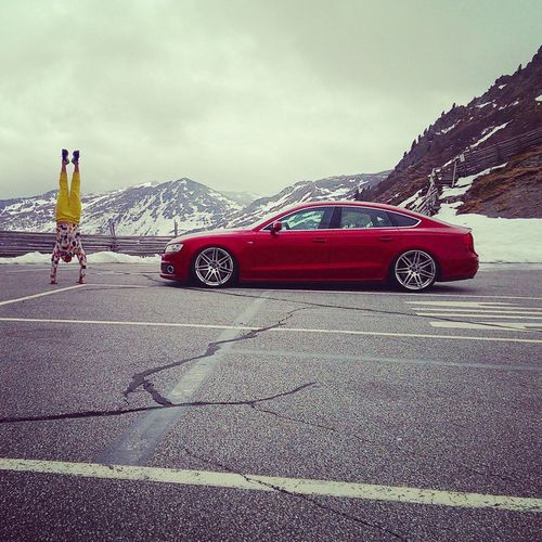 Audi Static Car Carporn Red Diesel Tdi TDIpower Fitness Training Fitgirl Fitness Hollidays Wörthersee Wörthersee ❤ Wörthersee2016 Wörtherseetour2k16 Nockalmstrasse Fit