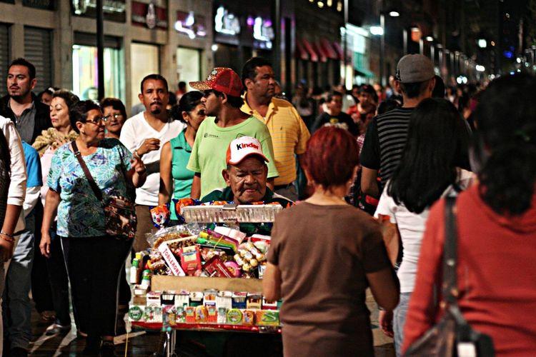 Nunca hay que darse por vencido! Stree Photography Mexico, D.F. People Colected Comunity