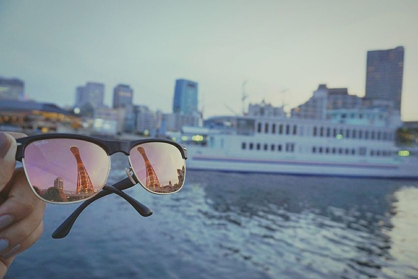 ' Just see what you want to see ' First Eyeem Photo Kobe, Japan Kobe Port Tower