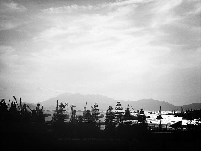 Hongkong Landcape