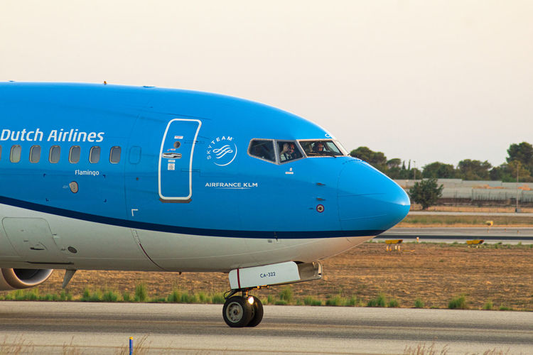 FLY KLM