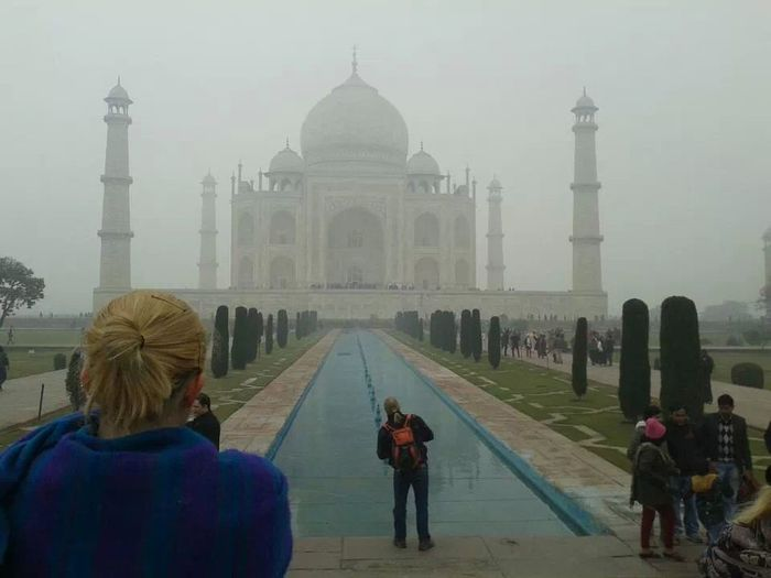 My temple and I... India Travel