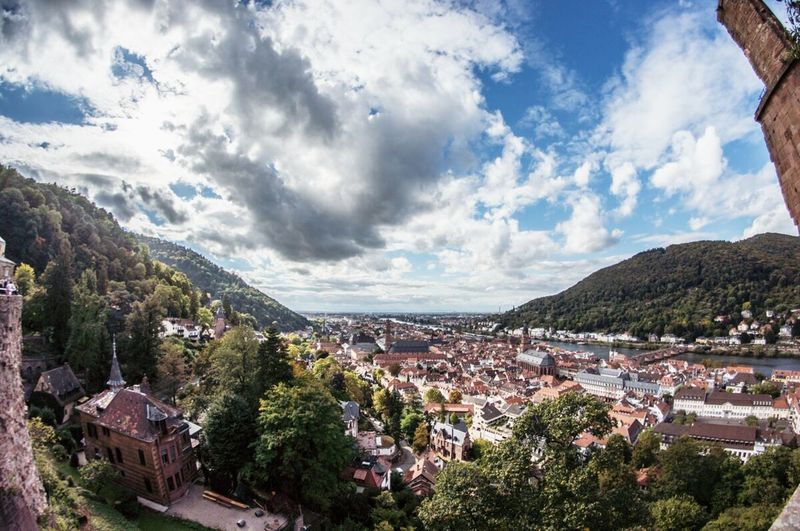 Heidelberg Cloud_collection  WeatherPro: Your Perfect Weather Shot Panorama