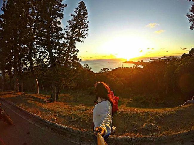 Sunset New Caledonia Goprohero4 Goprooftheday Goprouniverse Noumea Me Winter