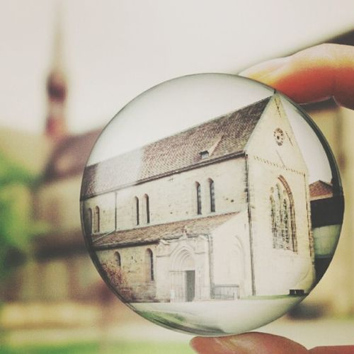 850 jahre kloster loccum Waiting For The Bell Wasting Time First Eyeem Photo