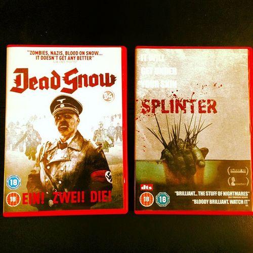 Splinter ,DeadSnow ,Splinter ,DeadSnow ,Splinter,DeadSnow...ick kann mir nich entscheiden...