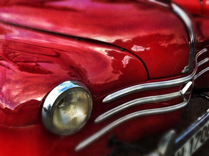 Car Vintage Cars Renault Renault 4 Reflection The Drive