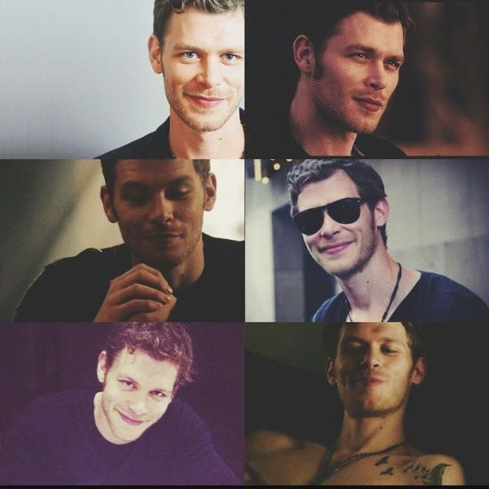 Klaus Tvd Klaroline TheOriginals  Loveyou Unitedkingdom Sweden Thisboy Perfection Thissmile