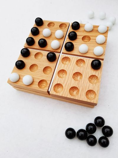 Board Games High Angle View Wooden Texture Natural Wood Wood - Material Board Game Boardgames Pentago