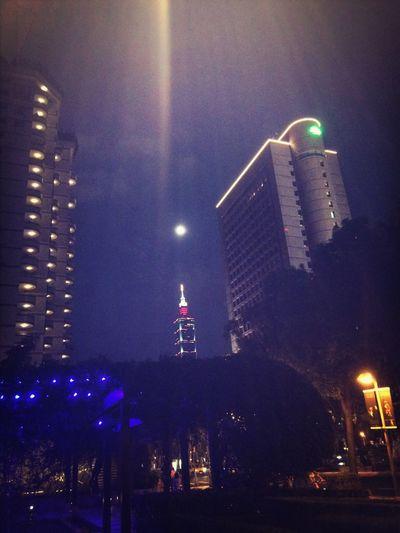 台北 Taipei Night 101