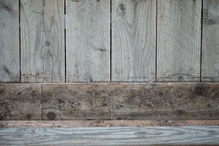 Wood - Material Architecture Backgrounds Wall - Building Feature No People Textured  Built Structure Old Weathered Pattern Gray Day Building Exterior Full Frame Entrance Safety Door Close-up Security Flooring Wood Outdoors Dirty Abstract Surface Level