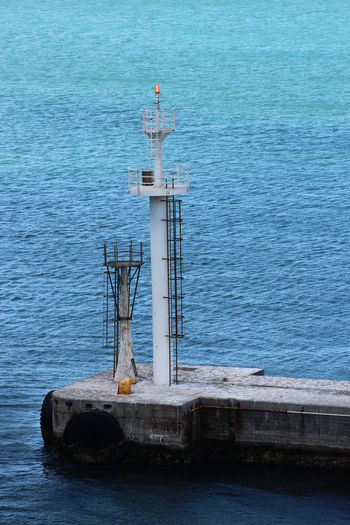 Architecture Built Structure Cape Town Harbour Ocean Port Sea Shipping  Warning Warning Signal Water