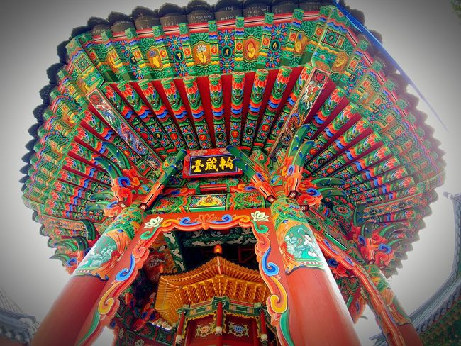 Low Angle View Multi Colored No People Arts Culture And Entertainment Tradition Cultures History Architecture The Architect - 2017 EyeEm Awards