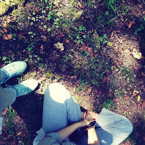 Taking Photos Enjoying Life That's Me Shoes
