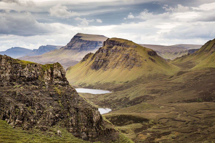 Hike the sky trail at Isle of skye. Beauty In Nature Hike Isle Of Skye Mountain Mountain Range Nature Nature Nature_collection Nature_perfection Naturephotography Naturerlebnis Naturfotografie Naturschutzgebiet Naturwunder Old Men Of Storr Outdoors Schottland Scotland Scottish Highlands Skye Trail Wanderlust Wandern The Great Outdoors - 2018 EyeEm Awards