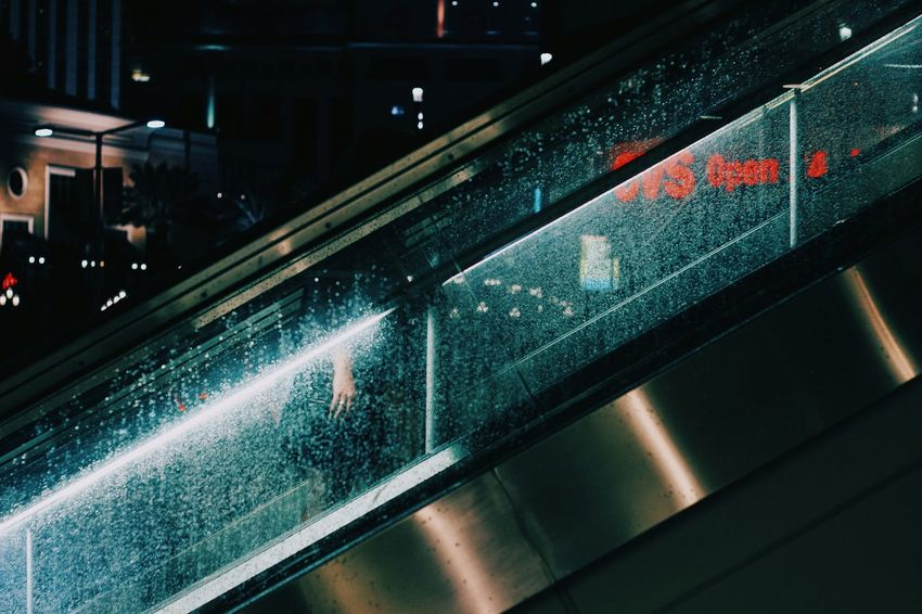Blade Runner Street Photography Rain People Street Architecture Light And Shadow Las Vegas Water Night Photography Urban Geometry