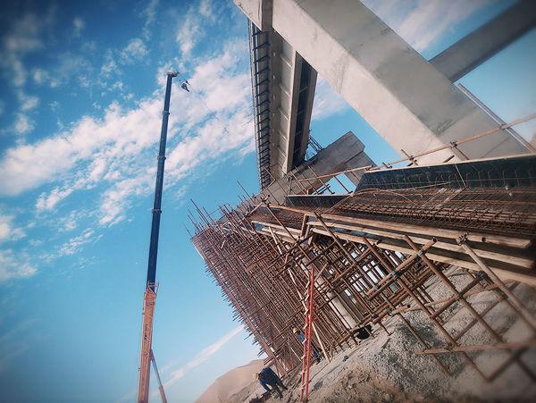 Sky Bridge Engineering Student's Life Life