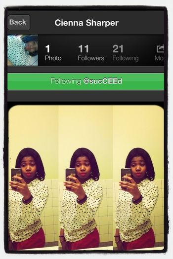 Follow my baby @sucCEEd