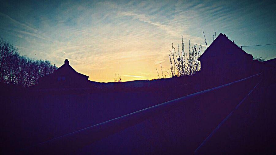 Good Morning Morning Sky Morning Sun Sky Sunset Krn Love ♥ Outdoors No People City Good Times