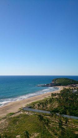Pacific Ocean Beach Ocean Ocean View Just Blue Relaxing Moments Horizon