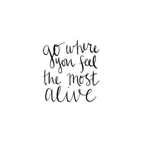 Feel Alive Feel Alive