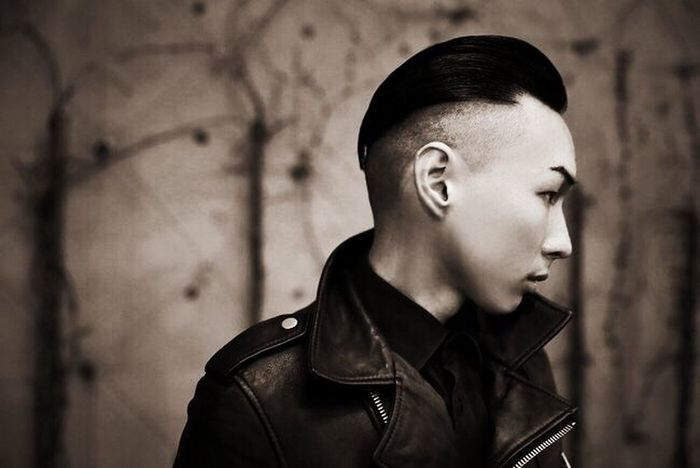 Fashion Punks Rockabilly Pomade Regent Korean