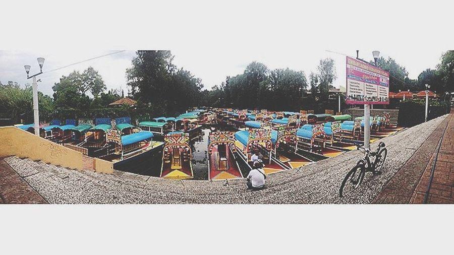 Xochimilco!