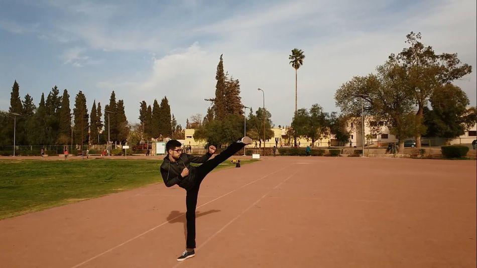 Blackbelt Dojo Fly Karate Morocco Oss Oujda Shotokan