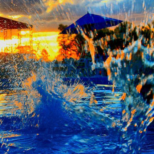 Photography Photoshoot Photographer Beauty In Nature Nature Sunlight Sunset High Angle View Uruguaiana