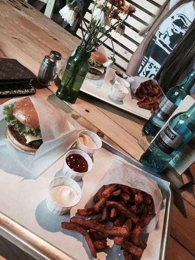 Jamys Burger 🍟🍔🍟