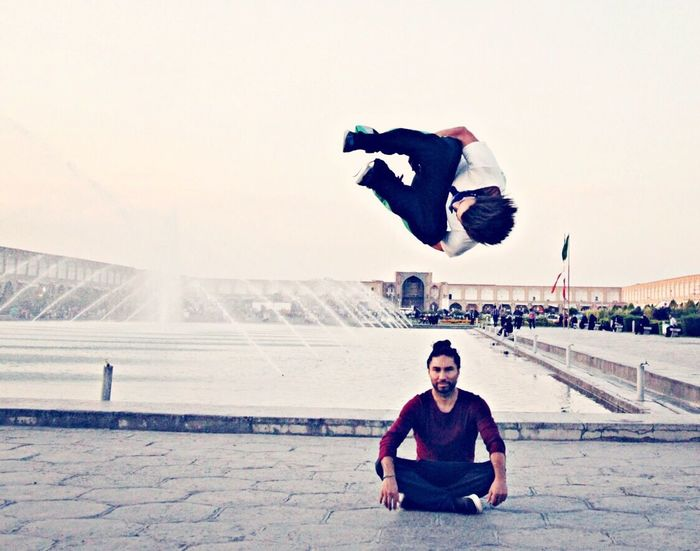 The Street Photographer - 2014 EyeEm Awards Amazing time with B-Boy Sonic Parkour EyeEm Best Shots Hanging Out