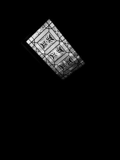 Techo en blanco y negro Glass Art Art And Architecture Art & Design Window Ceiling