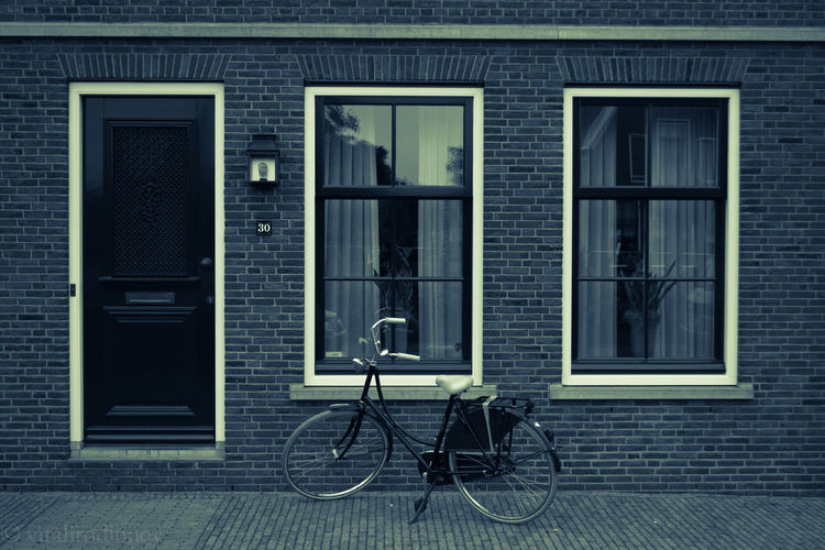 Architecture B&w Beautiful Beauty In Nature Bicycle City Life Holland Nature Netherlands Sky Streetphotography Water Windows