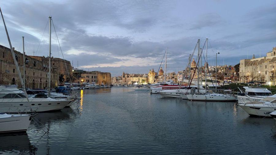 Valletta in the