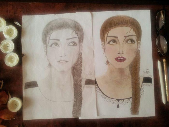 Drowning Art Pic رسمتي كلنا_رسامين  رسامين العرب