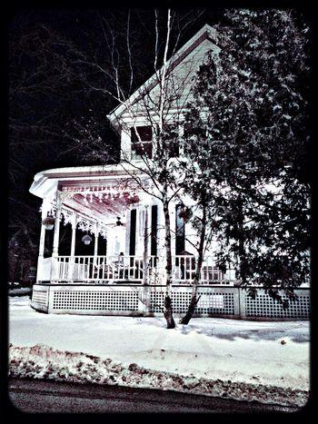 Winter Nights series Houses I Love