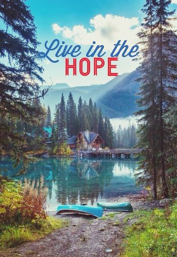 Live in the Hope Simplify