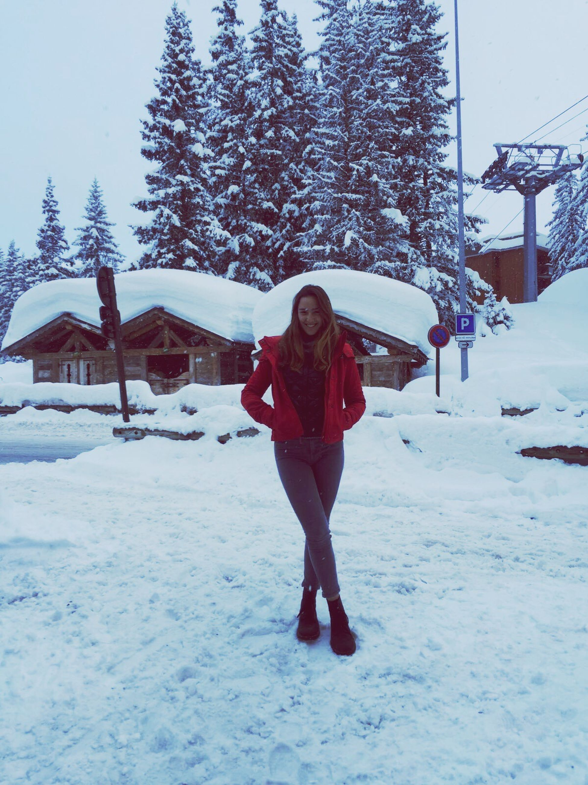 snow, winter, cold temperature, season, weather, warm clothing, lifestyles, full length, covering, leisure activity, frozen, white color, covered, standing, walking, rear view, field, nature