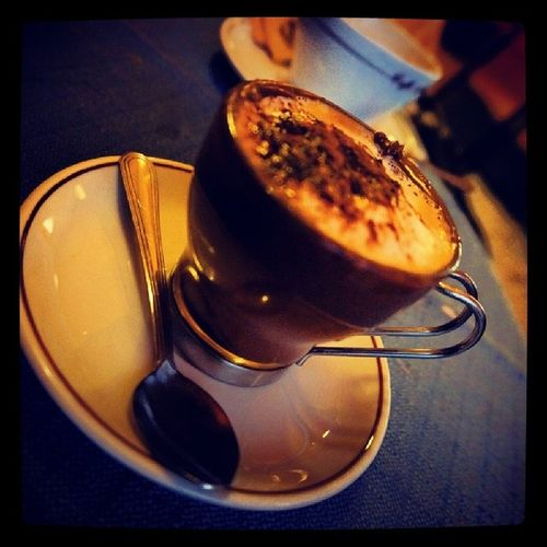 Caffè alla Nutella! Wanderlustfoodie Firenze Italia