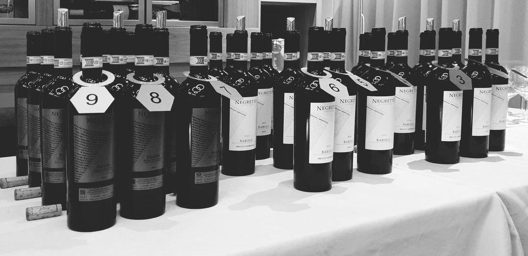 Degustazione Barolo Degustation Degustazione Vini Wine Wines Wine moments Wine Tasting Wine Barolo Barolo Negretto Bottles Of Wine Bottles Blackandwhite Black & White Degustazione Viji In A Row Various Order Variety Collection