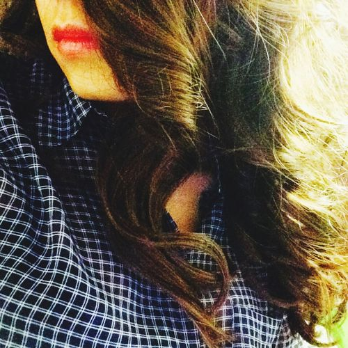 FaceofeyeEm Selfie Everyday Lives Photooftheday Me Hair Face Girl Photography