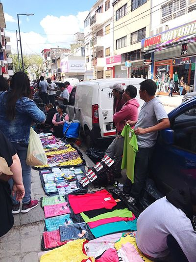 Street vendors Vendors Argentina Photography Argentina Real People City Street Group Of People Large Group Of People Crowd Architecture Built Structure Adult Leisure Activity Women Mode Of Transportation Men Land Vehicle Transportation Motor Vehicle Building Exterior Lifestyles Day Outdoors
