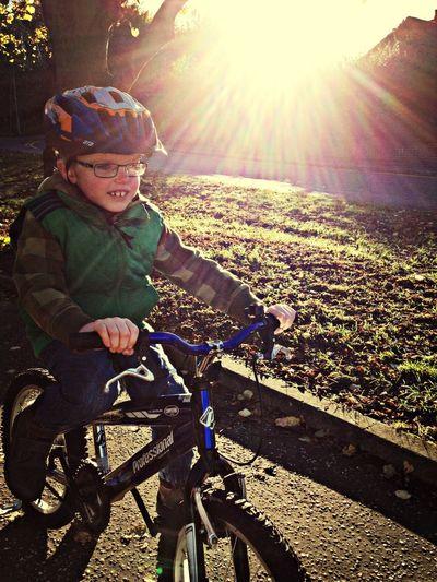 Bike Ride Proud Mummy