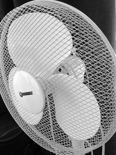Fan Black And White cool