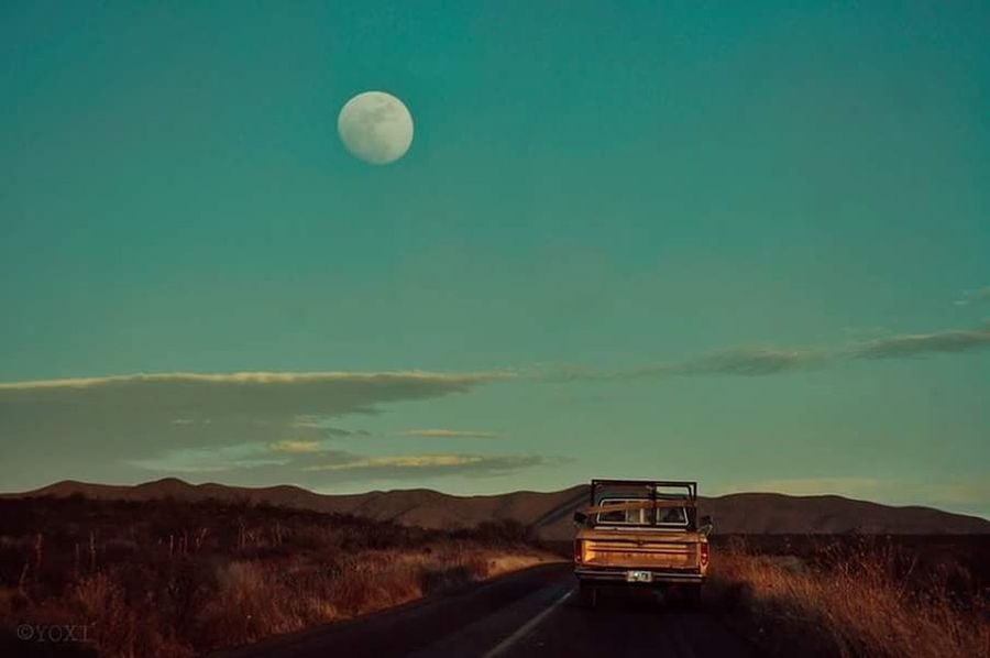 Ontheroad Thejourneyisthedestination Highway Caminosdemexico