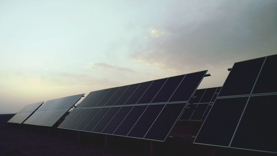 Solar Cells of