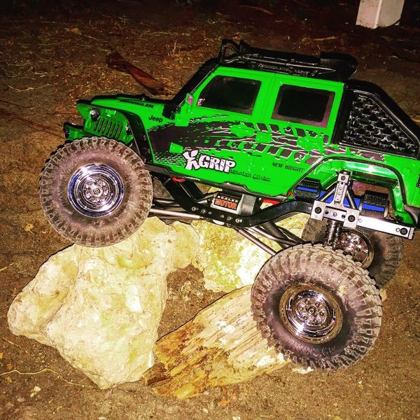 Rctrucks Scale Model Rc Car RC Scale World Crawling Crawlers Crawler Crawlerassault Scale Trucks Trailtrucks Scale Crawlers Vaterra Vaterra Ascender Axial Axialracing Tf2 Gmade Komodo