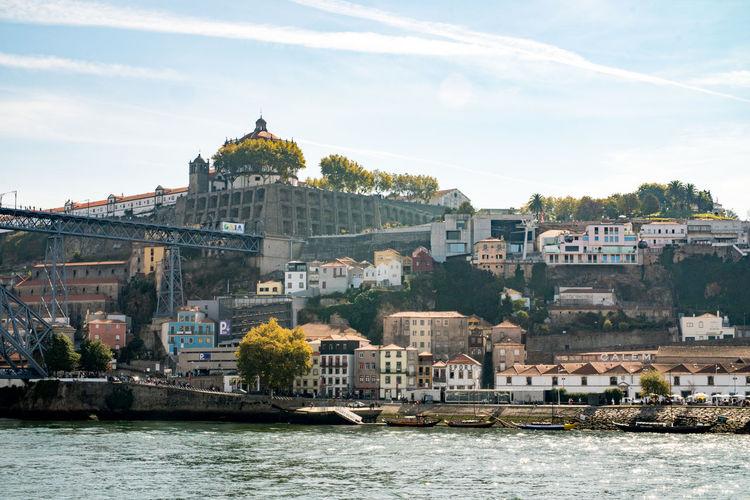 Gaia, Porto, Portugal City Break Europe European  Travel Destinations Douro River Dom Luís I Bridge Gaia Travel Destinations Portugal Porto Douro